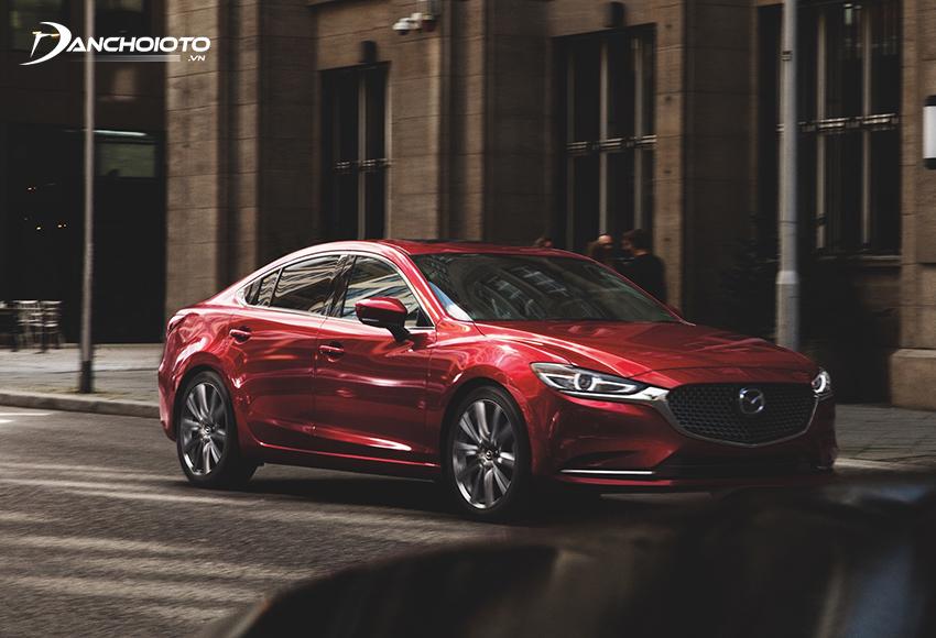 """Giá xe Mazda 6 khá """"mềm"""""""