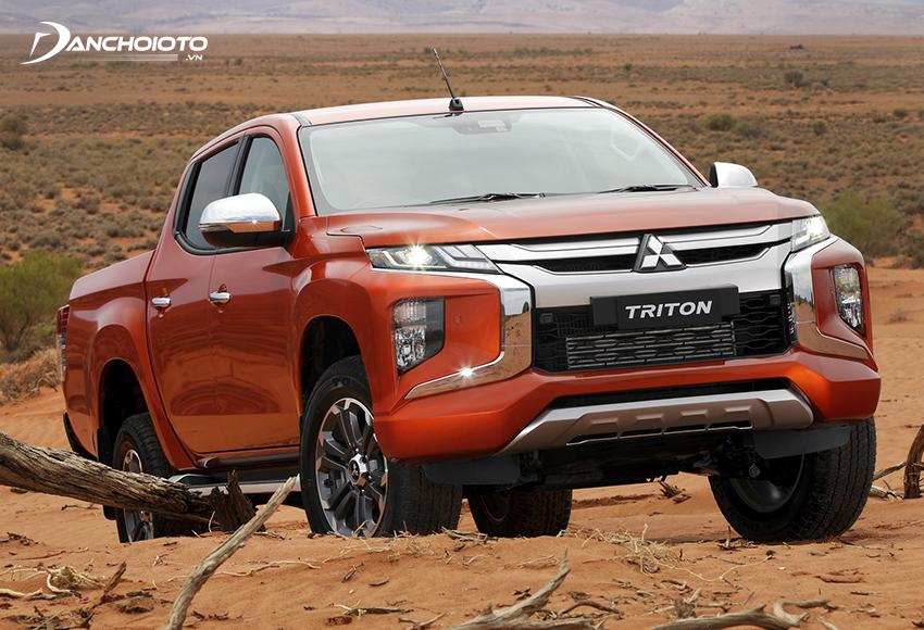 Giới chuyên môn đánh giá Mitsubishi Triton 2020 là mẫu xe bán tải có khả năng off-road tốt bậc nhất phân khúc