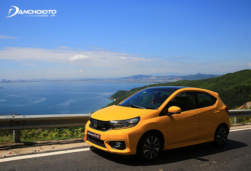 """Honda Brio """"ăn điểm"""" ở thiết kế, không gian cực rộng rãi, thương hiệu có tiếng về chất lượng và tính bền bỉ"""