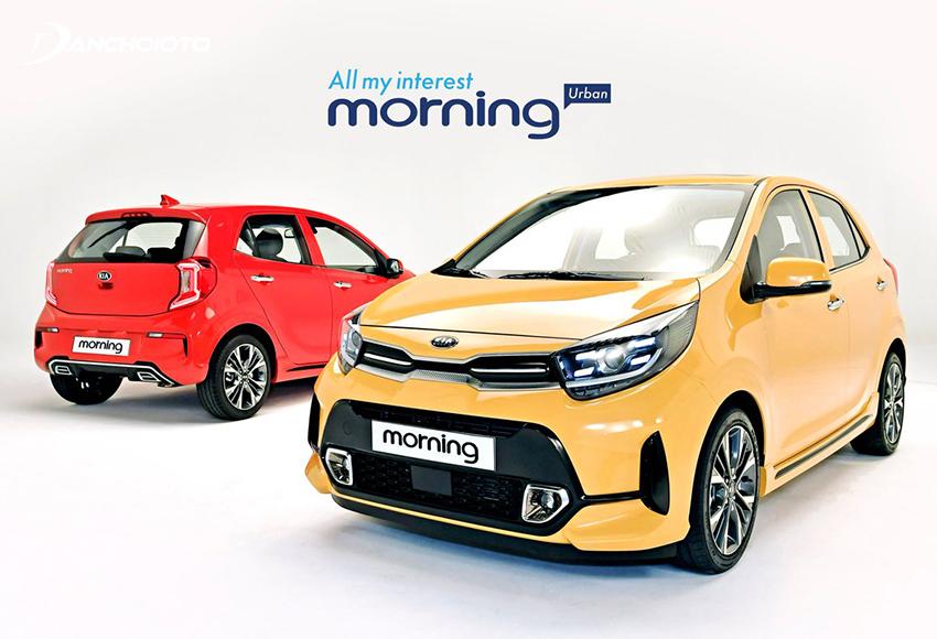 So sánh Morning và Brio, nếu Morning có lợi thế