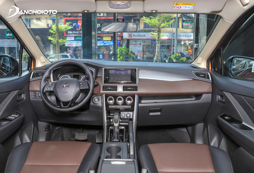 Taplo Mitsubishi Xpander Cross 2020 được phối 2 màu