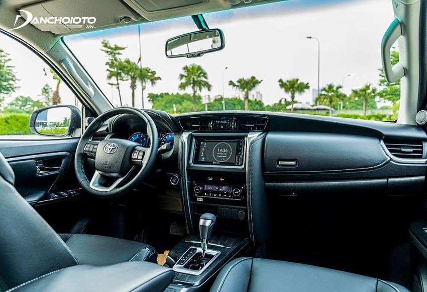 """Taplo Toyota Fortuner 2020 tiếp tục duy trì thiết kế từ """"người tiền nhiệm"""""""