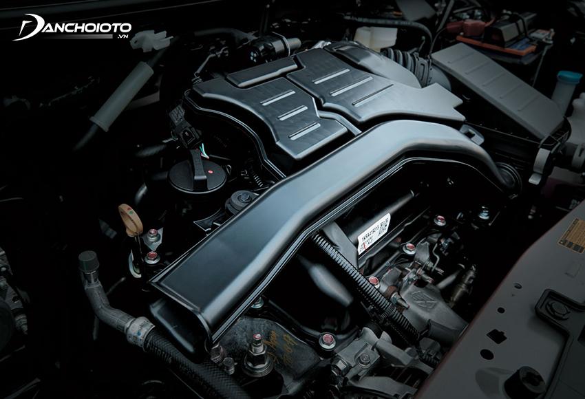 Thông số kỹ thuật Toyota Wigo 2020 không thay đổi