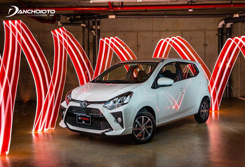 Toyota Wigo 2020 có sự tinh chỉnh về thiết kế, bổ sung thêm trang bị và điều chỉnh lại giá bán