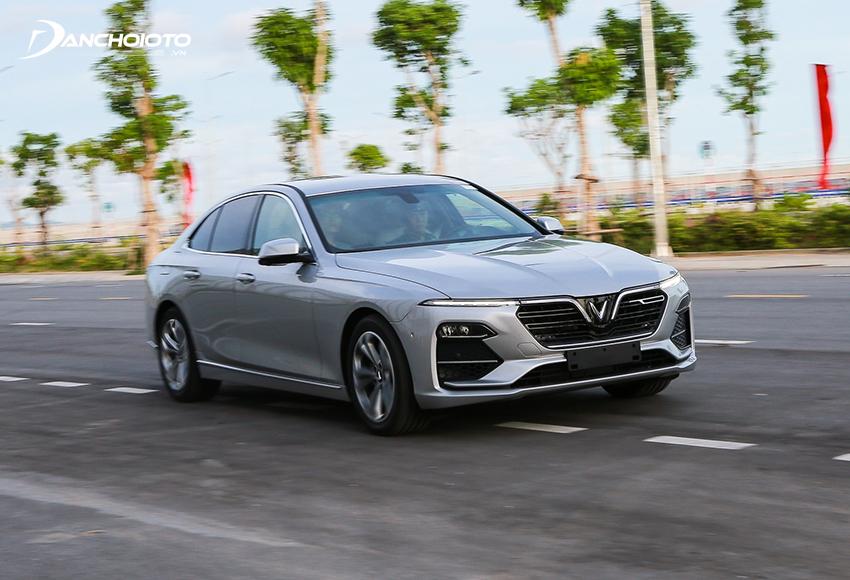 VinFast Lux A2.0 sử dụng công nghệ động cơ N20 mua bản quyền từ hãng ô tô nổi tiếng từ Đức - BMW