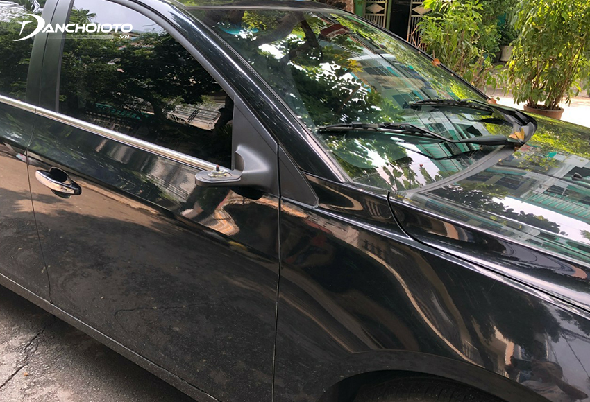 Lỗi lỗi điều khiển ô tô không có gương chiếu hậu bị phạt từ 300.000 – 400.000 đồng