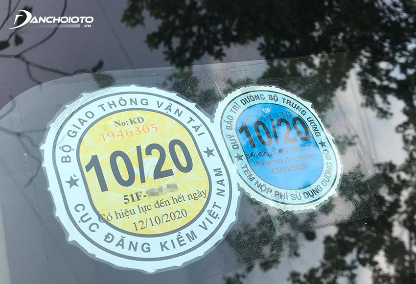 Lỗi xe quá hạn đăng kiểm dưới 1 tháng, lái xe bị phạt 2.000.000 – 3.000.000 đồng