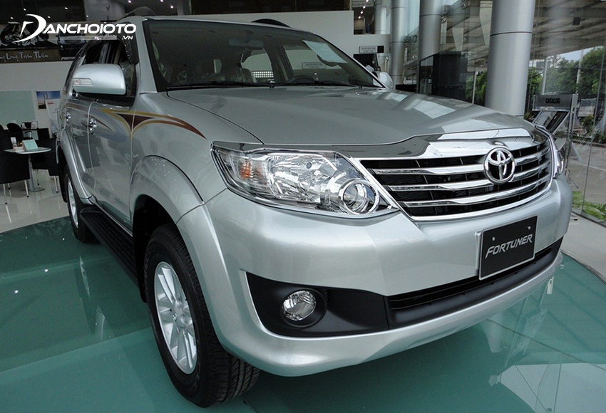 Toyota Fortuner 2013 cũ