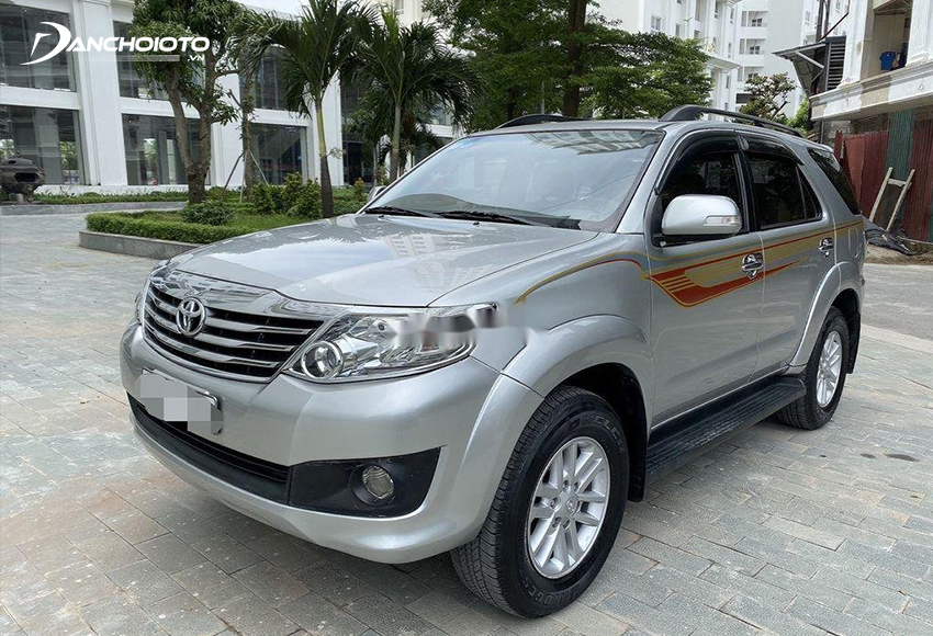 Toyota Fortuner 2014 cũ
