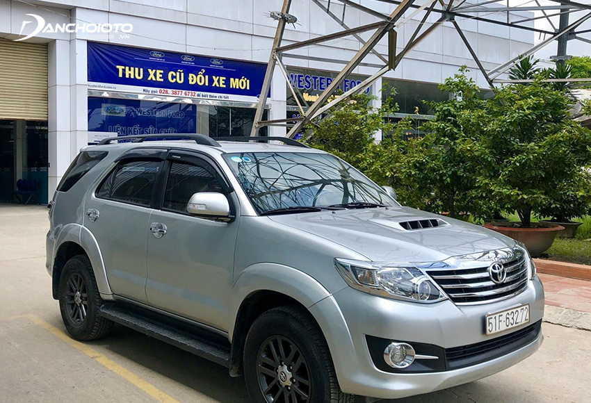 Toyota Fortuner 2016 cũ