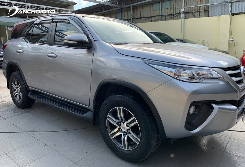 Toyota Fortuner 2018 cũ