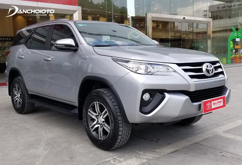 Toyota Fortuner 2019 cũ