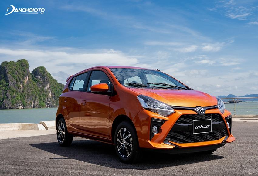 Toyota Wigo có ưu thế lớn về thương hiệu, khả năng vận hành, không gian nội thất