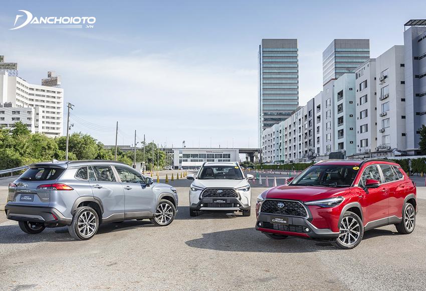 Corolla Cross 1.8HV sẽ là một lựa chọn đáng giá với những ai muốn lần đầu trải nghiệm xe hybrid