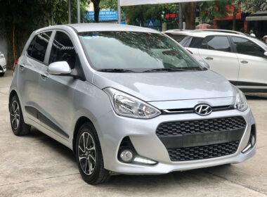 Giá bán xe Hyundai i10