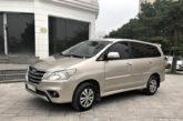 Giá xe Toyota Innova cũ