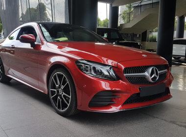 Giá xe Mercedes C300 AMG 2020