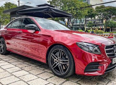 Giá xe Mercedes E300