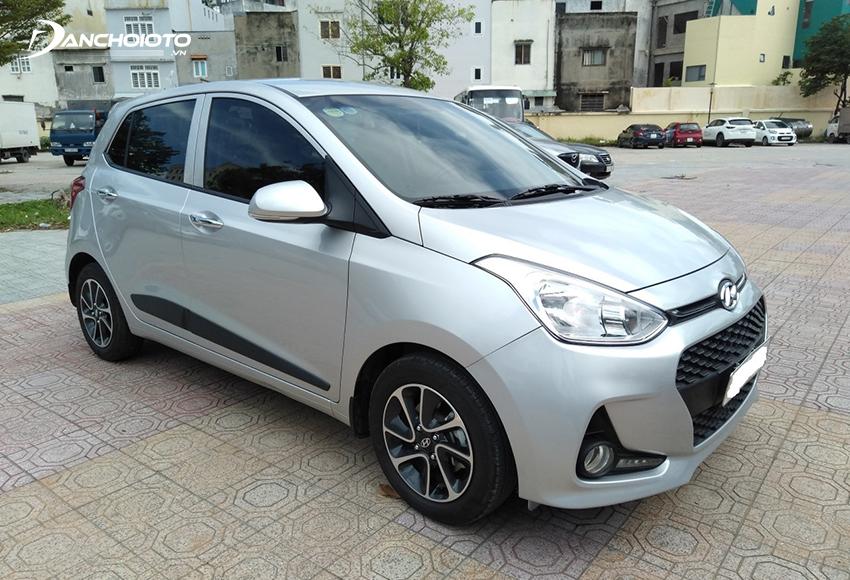 Hyundai i10 2018 cũ