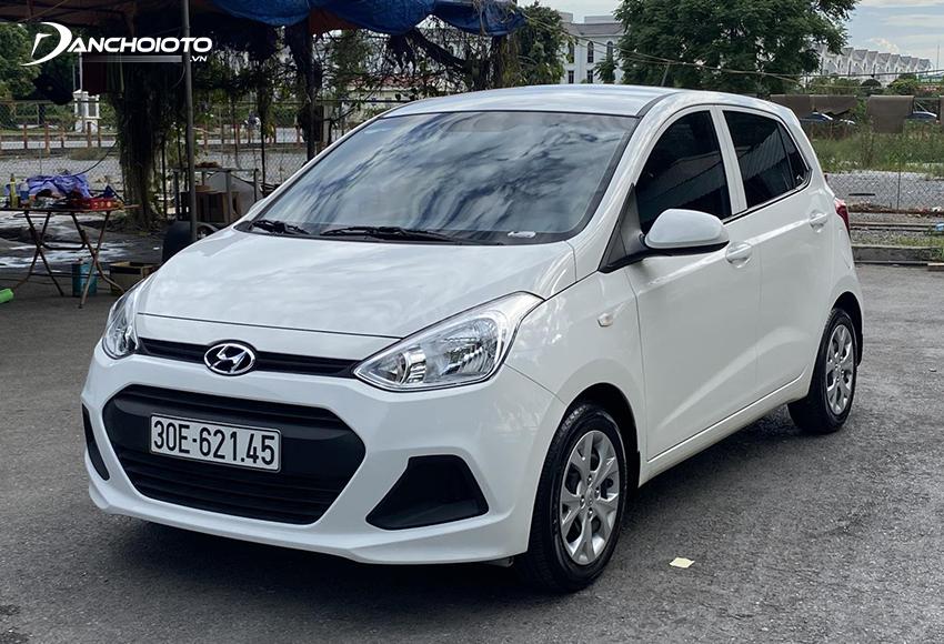 Hyundai i10 cũ 2016 là gợi ý đáng tham khảo