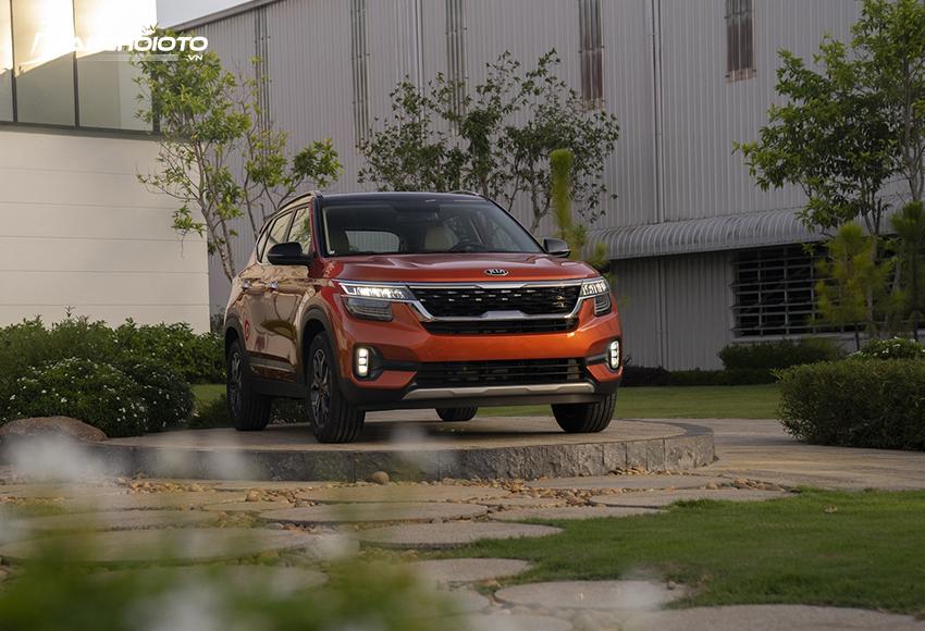 Kia Seltos 2020 sở hữu nhiều ưu điểm nổi bật trong phân khúc