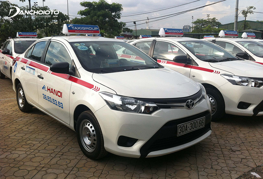 """Mua Toyota Vios cũ nếu không cẩn thận dễ chọn nhầm """"taxi thải"""""""