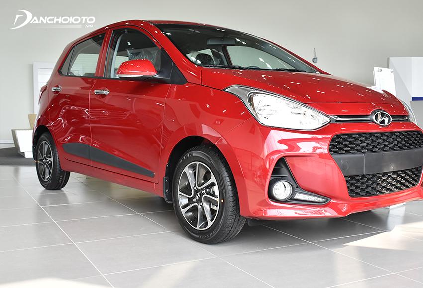 Nếu mua Hyundai i10 trả góp nên chọn mua Hyundai i10 mới thay vì mua i10 cũ
