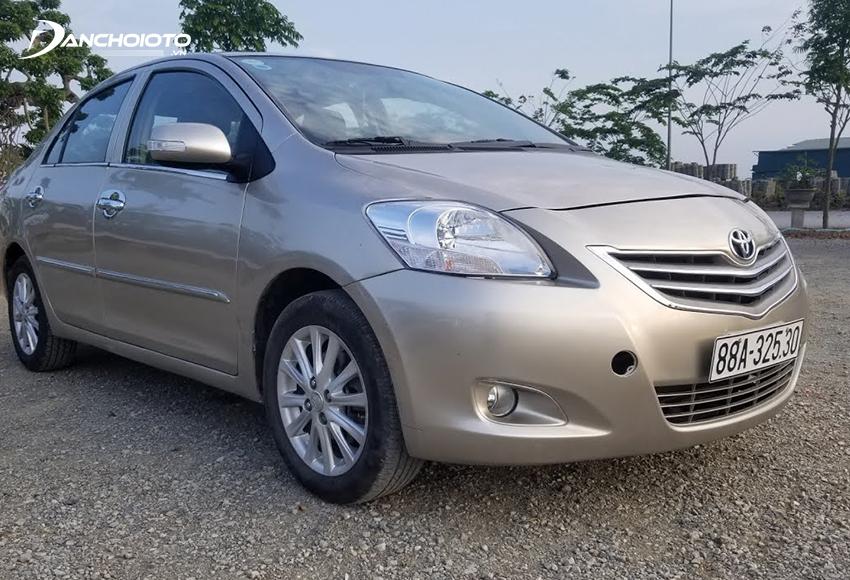 Ở Việt Nam, Toyota Vios 2008 mở đầu thế hệ thứ 2