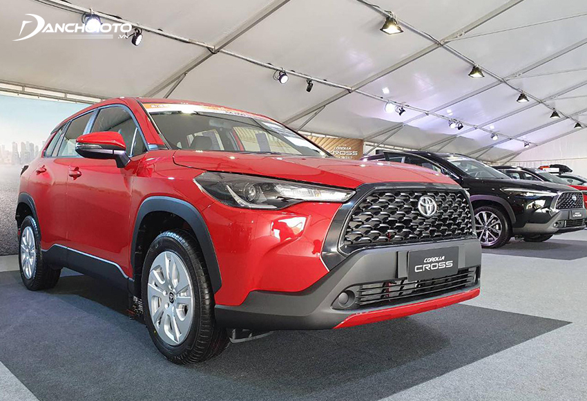 """Toyota Corolla Cross 1.8G được đánh giá """"đủ dùng"""" với các nhu cầu thông thường"""