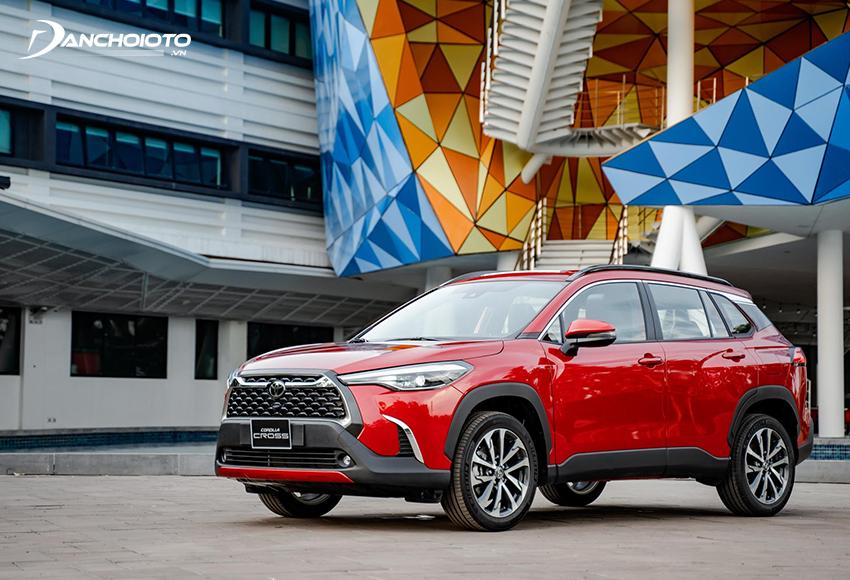 Toyota Corolla Cross 2020 sở hữu nhiều ưu điểm nổi bật trong phân khúc