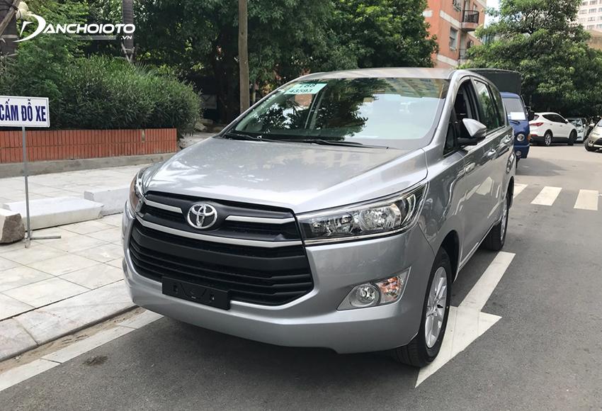 Xe Toyota Innova 2019 cũ