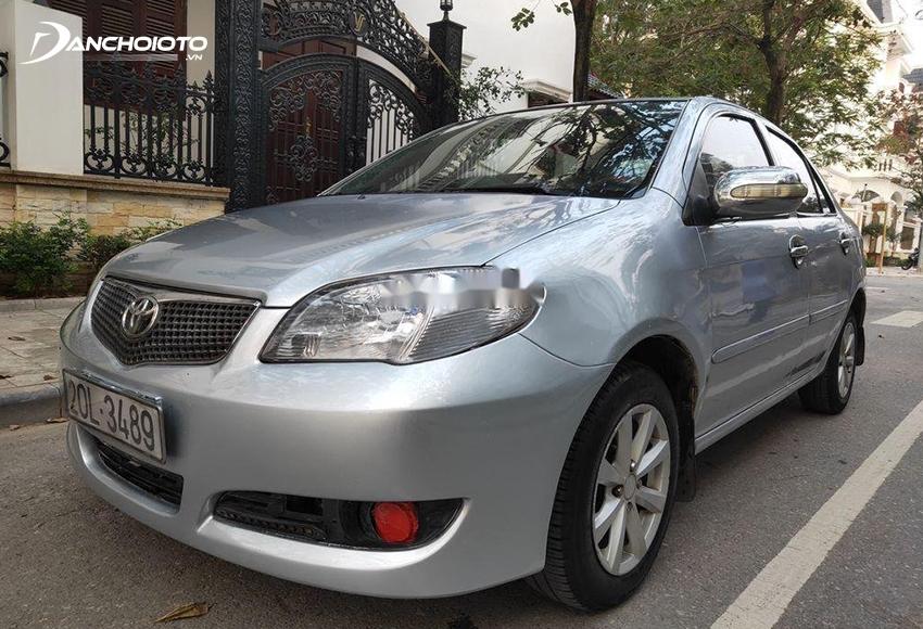 Xe Toyota Vios 2006 cũ