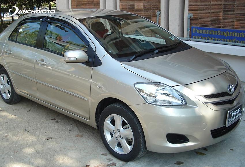 Xe Toyota Vios 2009 cũ
