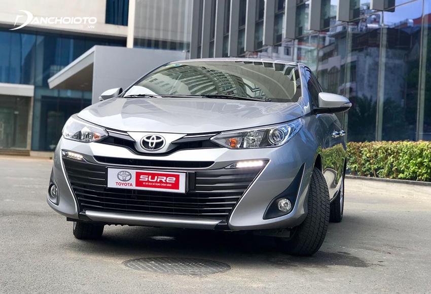 Xe Toyota Vios 2019 cũ
