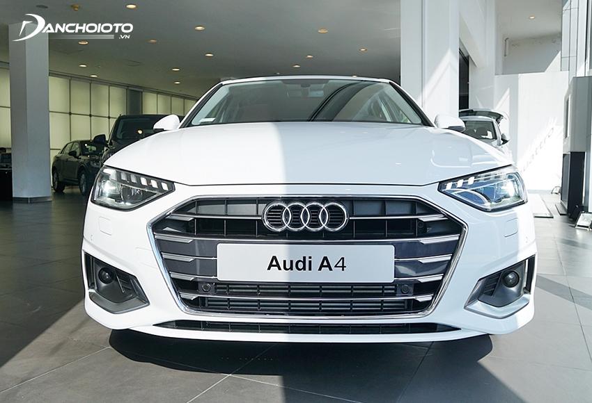 Audi A4 2020 facelift được tinh chỉnh kích thước, thiết kế lẫn tính năng Audi A4 2020 cũng có sự thay đổi đáng kể