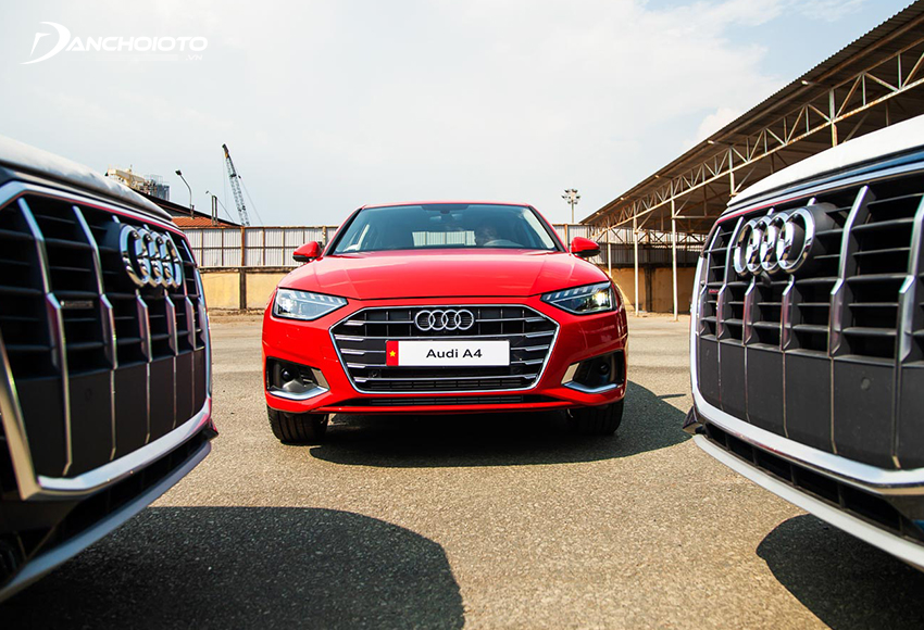 Audi A4 2020 thay đổi về thiết kế và sử dụng động cơ mới