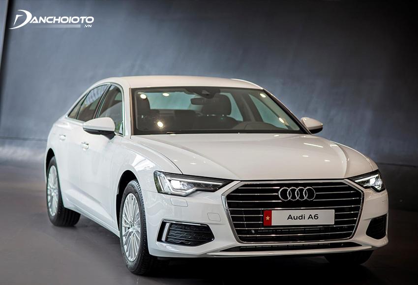 Audi A6 2020 đổi mới từ thiết kế, trang bị đến động cơ