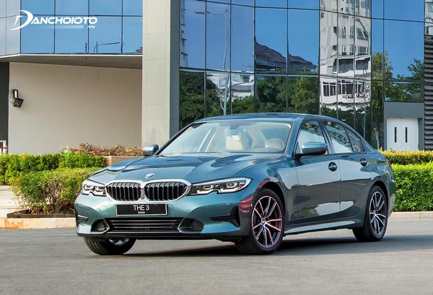 BMW 320i Sport Line và 320i Sport Line Plus mang đến cảm giác lái thể thao đúng nghĩa
