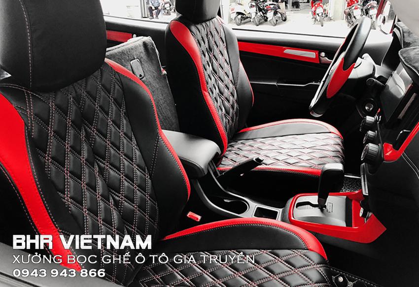 Bọc ghế da ô tô 5D, 6D