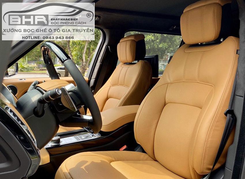 Chọn da bọc ghế xe ô tô nên căn cứ vào 3 yếu tố: giá thành, độ bền và mục đích sử dụng