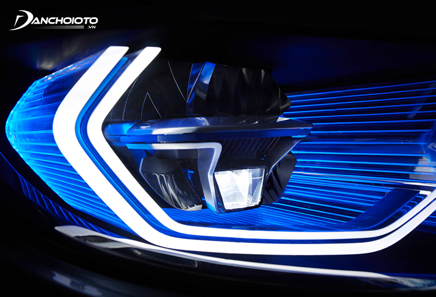 Đèn Laser ô tô hiện có giá rất cao