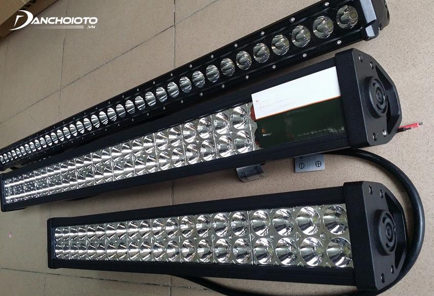 Đèn LED bar ô tô