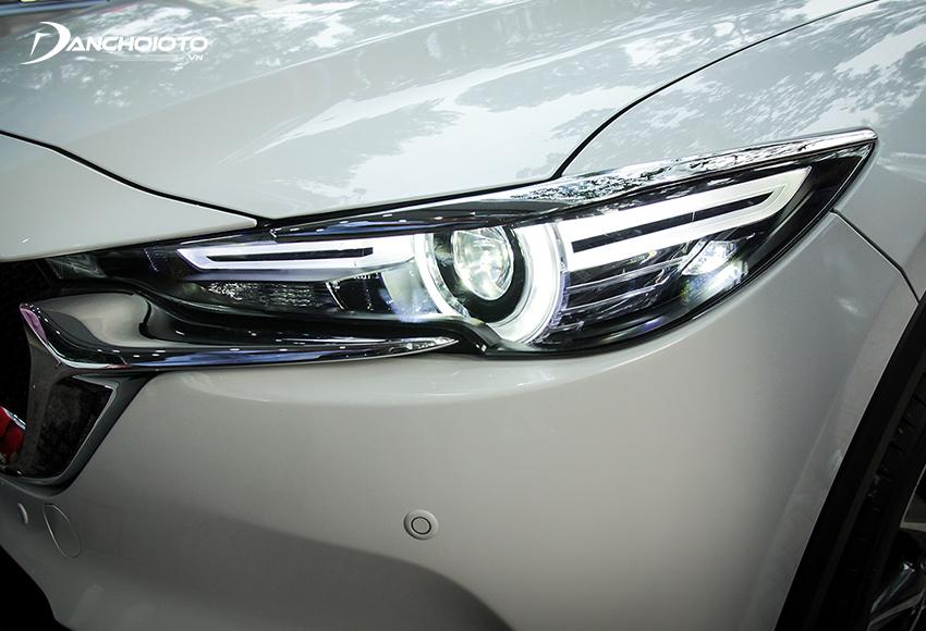 Đèn LED ô tô rất được ưa chuộng hiện nay