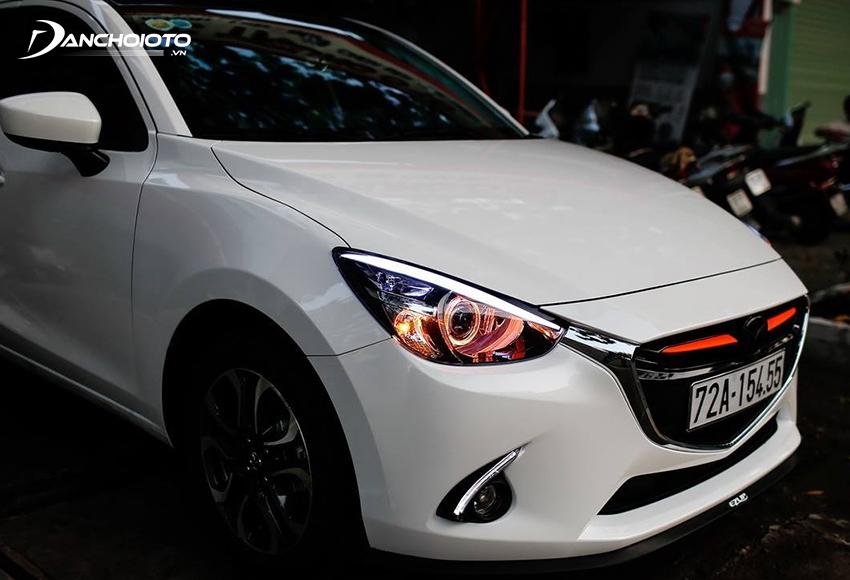 Độ đèn giúp nâng cấp hệ thống ánh sáng của xe ô tô