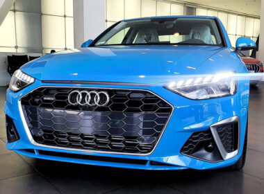Giá xe Audi A4