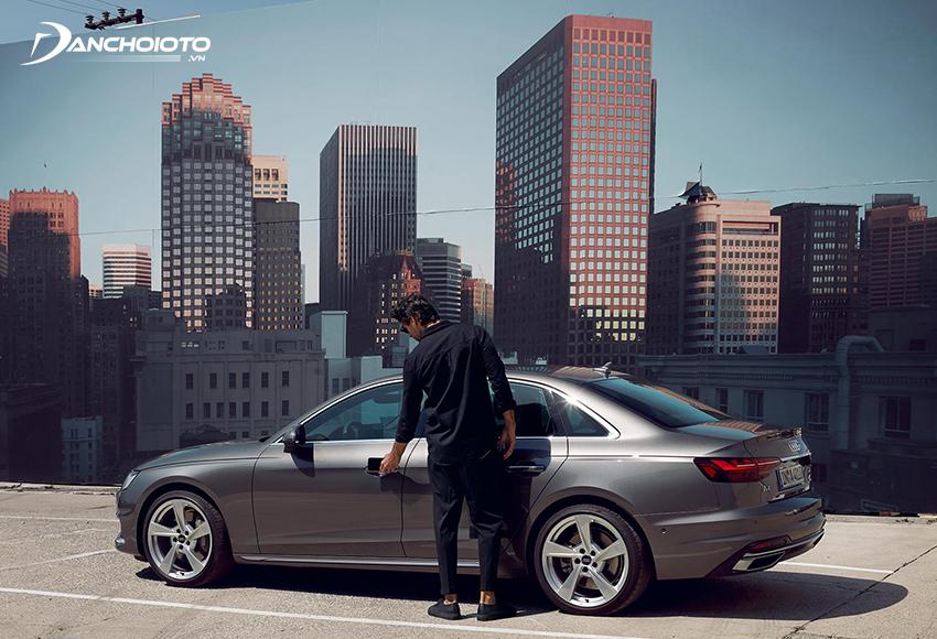 Hệ thống dẫn động 4 bánh Quattro của Audi ngày càng được đánh giá cao