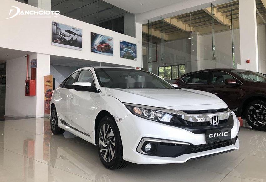 """Honda Civic mang phong cách """"đặc sệt"""" chất thể thao"""