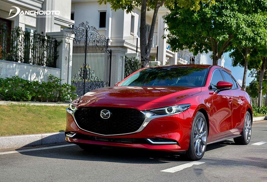 Mazda 3 cân bằng rất tốt gần như mọi phương diện