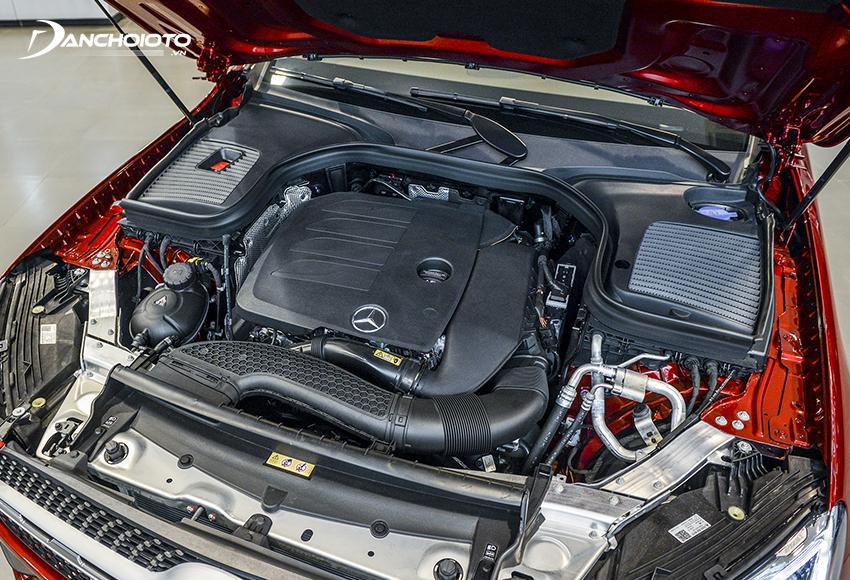 Mercedes GLC 300 lắp ráp và GLC 300 Coupe nhập khẩu được trang bị cùng một động cơ xăng tăng áp mới mã M264