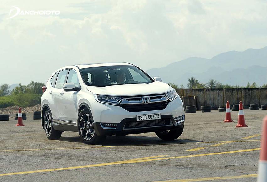 Nếu muốn mua CR-V cũ nhập khẩu chỉ có thể mua từ đời 2018 trở về sau